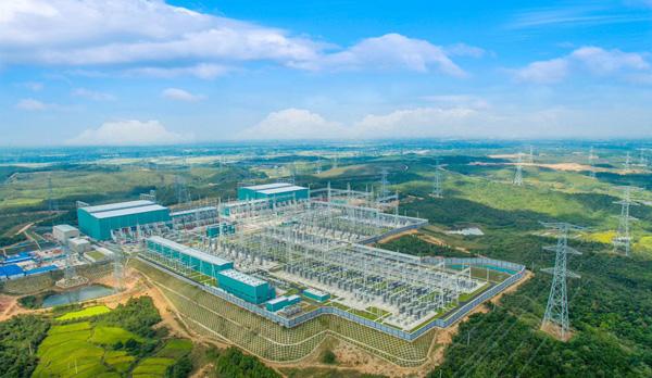 安徽电力:昌吉-古泉±1100千伏特高压直流输电工程双极低端一次解锁成功